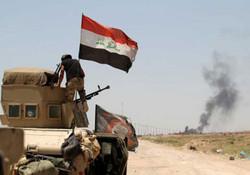 القوات العراقية تقتل اربعة انتحاريين هاجموا قاعدة عسكرية بمحافظة ديالى
