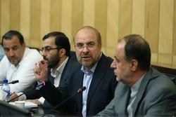قالیباف در فراکسیون ولایی مجلس
