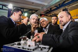 افتتاح نمایشگاه تجهیزات و مواد آزمایشگاهی ساخت ایران