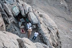 سلطات آل سعود تمنع المعتمرين من زيارة جبل النور  وغار حراء