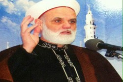 شیخ «محمد قدوره» عضو هیأت علمای فلسطین