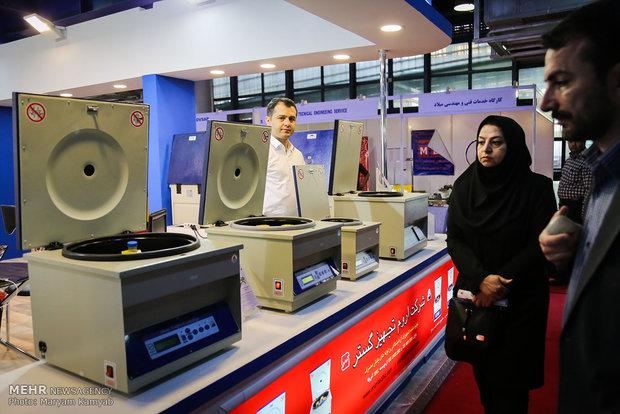 إيران تعلن عن تطور صادرات منتجاتها المعرفية في مجال المعدات المخبرية