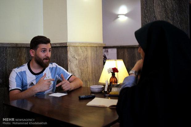 گفتگو با رضا پرستش بدل ایرانی لیونل مسی