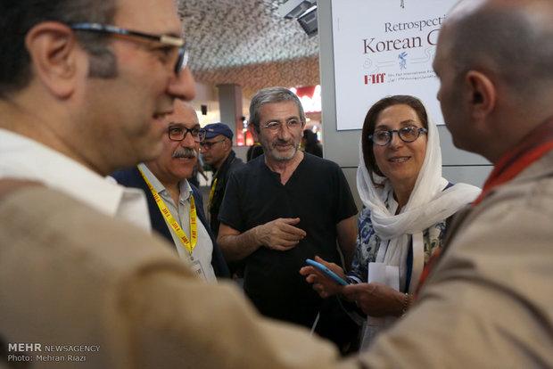 Uluslararası Fecr Film Festivali'nin dördüncü günü