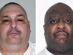 امریکہ میں 2 قیدیوں کی سزائےموت پر عمل درآمد