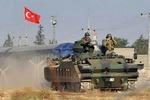تانک های ترکیه وارد سوریه شدند