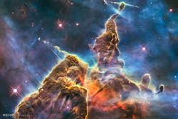 تصاویر تلسکوپ هابل