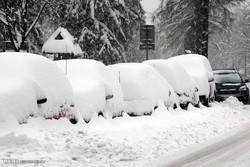 هوای زمستانی در اروپا