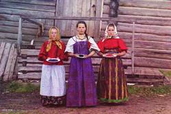 عکس های رنگی از اوایل قرن بیستم
