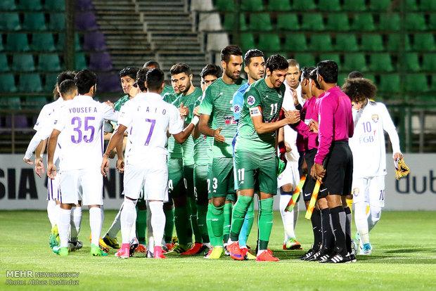 لقاء العين الإماراتي وذوب آهن الايراني في دور أبطال آسيا