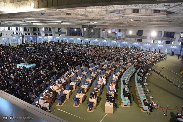 Kur'an-ı Kerim yarışmalarının beşinci günü