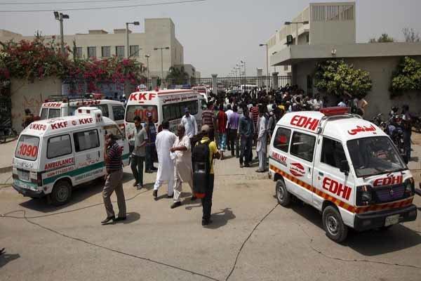 مقتل 20 شخصا في تفجير جنوب غرب باكستان