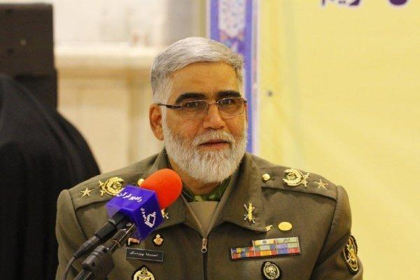 ایرانی سپاہ کو دہشت گرد قراردینا امریکہ کی کمزوری، خوف اور پریشانی کا مظہر