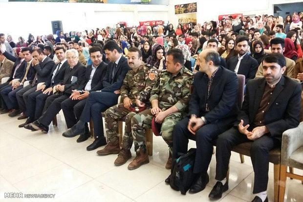 إبرام مذكرة تعاون علمي بين ايران واقليم كردستان العراق
