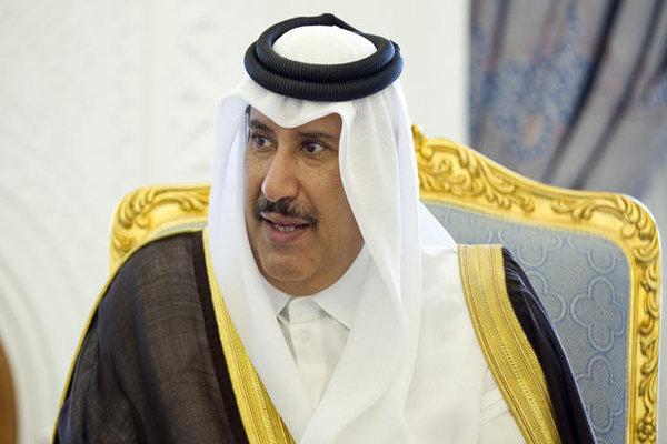 """حمد بن جاسم يفجر مفاجأة حول """"احتجاجات الأردن""""!"""