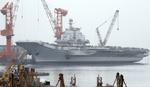 چین نے طیارہ بردار بحری جہاز باضابطہ طور پر سمندر میں اتاردیا