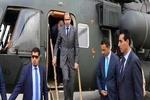 سفر رئیس پارلمان عراق به غرب موصل