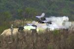کره جنوبی و آمریکا رزمایش مشترک توپخانه ای برگزار کردند