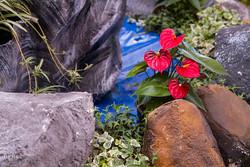 آغاز به کار پانزدهمین جشنواره گل و گیاه محلات