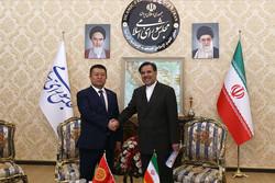 İran ve Kırgızistan arasındaki ticari ilişkiler geliştirilecek