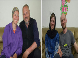 روایت گردشگران آلمانی واوکراینی از کشورمان/ایران سرزمین زیبا وامن