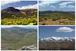 کوه های خراسان شمالی