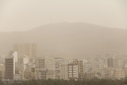 Tehran to host UN summit on dust storms