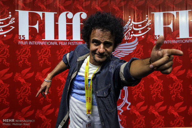 Uluslararası Fecr Film Festivali'nin beşinci günü
