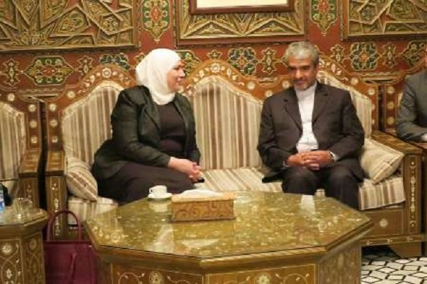 Iran's new amb. to Syria begins mission in Damascus