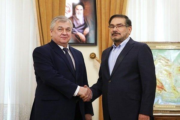 İranlı ve Rus yetkili Tahran'da Türkiye'nin askeri harekatını konuştu