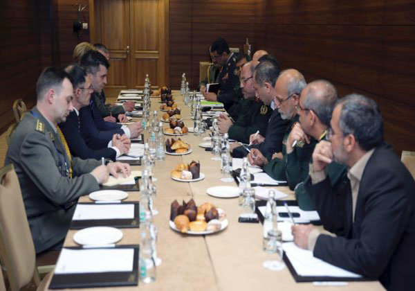 Savunma Bakanı General Dehgan'ın Moskova görüşmeleri