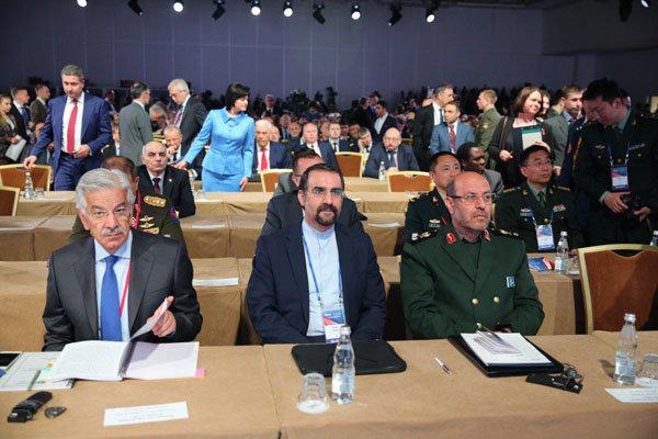 نشست امنیتی مسکو