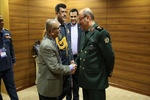 Iran Def. Min., senior Lankan official meet in Moscow