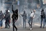 رم شاهد تظاهرات علیه ترامپ است