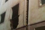 مسکن ۴۰۰خانوار پیشوا در خطر تخریب/بلوک هایی که نشست کرده است