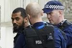 فردی مظنون به اقدام تروریستی در مجاورت پارلمان انگلیس بازداشت شد