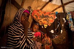 مقابله با گرسنگی در سومالی