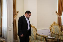 دیدار علی شمخانی با نماینده ویژه رئیس جمهور روسیه
