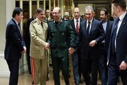 بررسی تحولات جنگ باتروریسم درنشست وزرای دفاع ایران، روسیه و سوریه