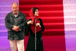 الحفل الختامي لفعاليات الدورة ال 35  لمهرجان فجر السينمائي العالم /صور