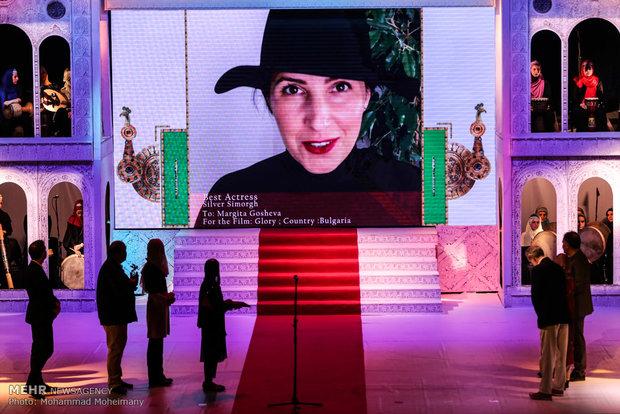 اختتامیه سی و پجمین جشنواره بین المللی فیلم فجر
