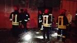 آتشسوزی انبار کالا در خیابان فدائیان اسلام