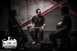 نمایش هملت،تهران2017