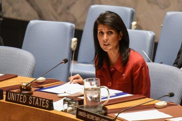 نيكي هايلي تشكك في تنفيذ الاتفاق النووي