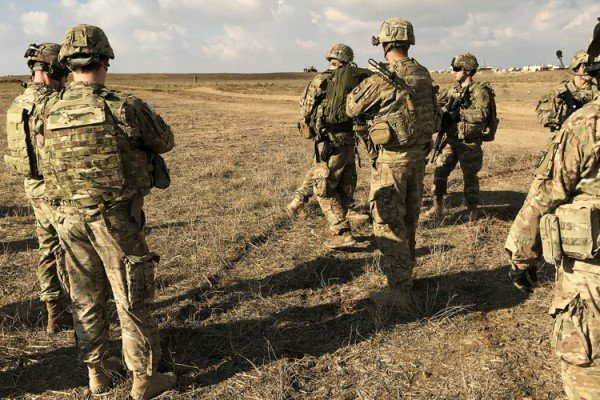 انتشار قوات اميركية على الحدود السورية- العراقية- الاردنية