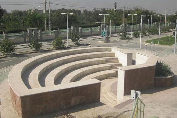 آمفیتئاتر روباز در حاشیه دریاچه «شورابیل» اردبیل احداث میشود