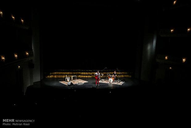Partizant müzik grubundan Tahran konseri