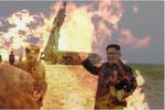 کره شمالی: زیردریایی آمریکا حرکت نامربوطی کند، آن را غرق می کنیم