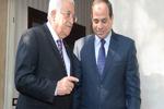 محمود عباس بمنظور دیدار با السیسی وارد قاهره شد