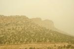 گرد و غبار شهرستان های مهران و ایلام را فرا گرفت